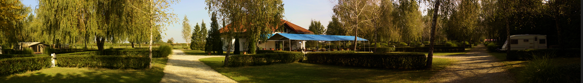 Castrum Thermal Camping Nagyatád